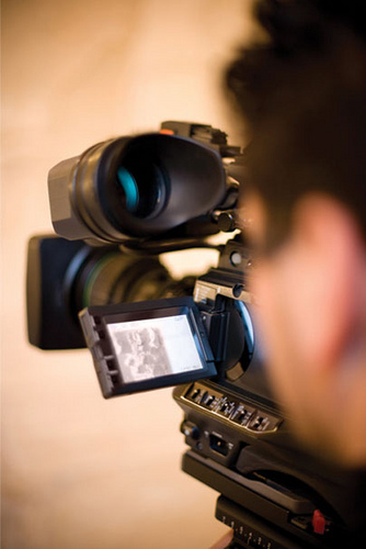 Wedding videographer in St. Louise